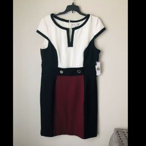 NWT Sandra Darren Dress - Size 16